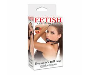 FF Beginners Ball Gag - Black