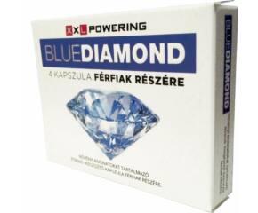 Blue Diamond - étrendkiegészítő kapszula férfiaknak (4db)