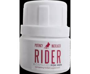Rider - étrend-kiegészítő kapszula férfiaknak (8db)