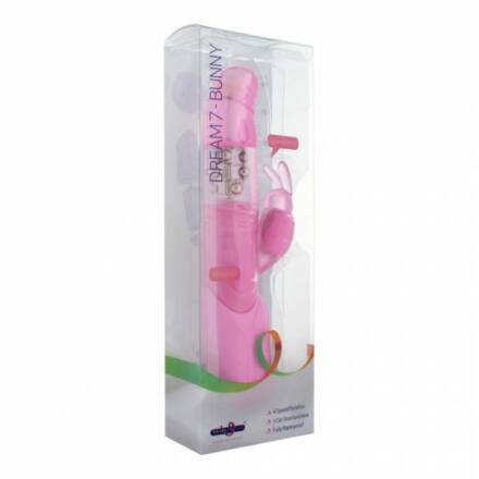 Dream 7 Bunny Vibrator Pink